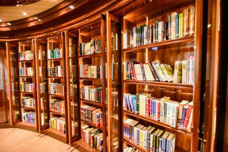 圖書館和網吧