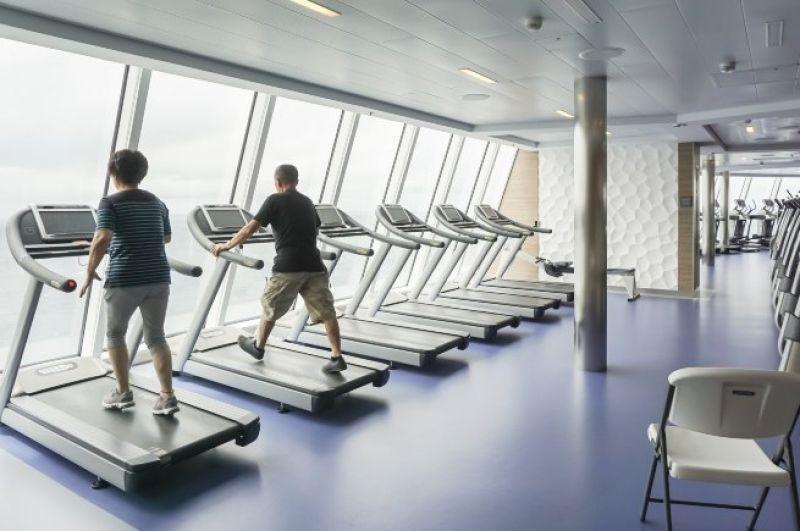 海上水疗和健身中心