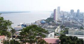 瓜亚基尔 太平洋的滨海明珠