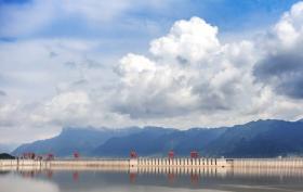 三峡大坝 长江三峡30个最佳旅游新景观之一
