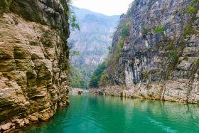 瞿塘峡/巫峡/神女溪 长江三峡30个最佳旅游新景观之一