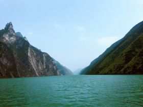 小三峡 最佳漂流区 国家4A级景区