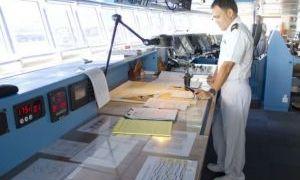 船长室观景廊