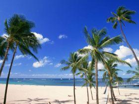 夏威夷 世界上最迷人的海滩