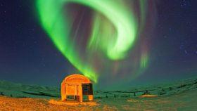 费尔班克斯 全球观赏北极光最佳胜地
