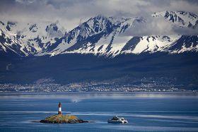 比格尔海峡 世界上最美丽的海峡之一