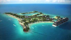 海洋岛 MSC加勒比海地区最大的邮轮公司私有海岛